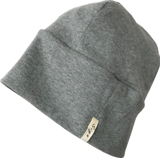 室内用帽子 日本製 送料無料室内用帽子 オーガニックコットン 天4方ワッチ 3色展開 NOC日本オーガニックコットン流通機構認定商品