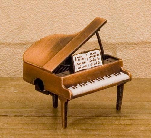 アンティークシャープナーレトロ グランドピアノ鉛筆削り♪ ※お取り寄せ商品 【音楽雑貨 音符・ピアノモチーフ】