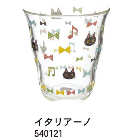 NEKOにゃ-ご イタリア―ノ リボン ※お取り寄せ商品 引き出物 記念品 音楽雑貨 音符 ピアノモチーフ ト音記号 ピアノ雑貨