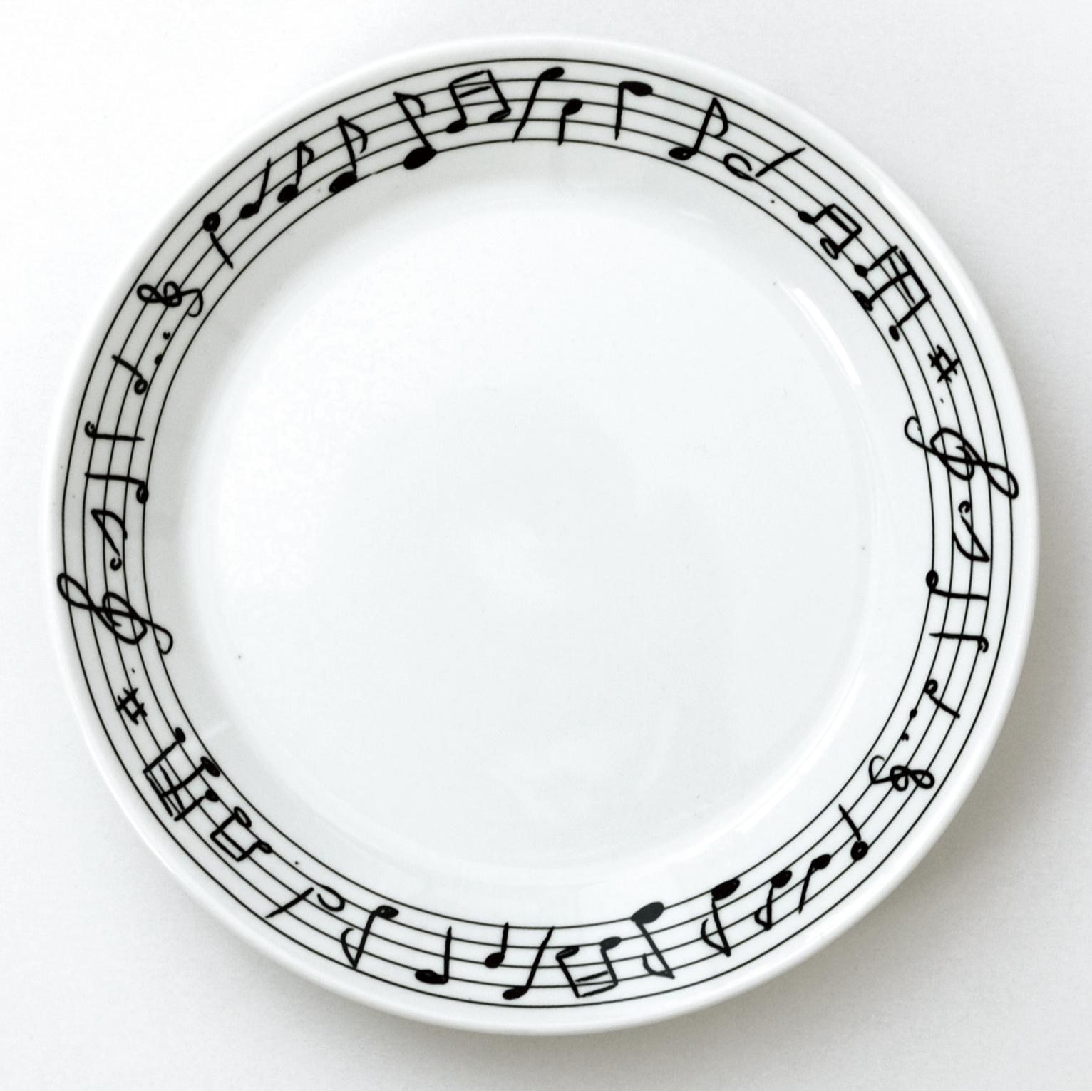 音符プレート ※お取り寄せ商品 引き出物 記念品 音楽雑貨 音符 ピアノモチーフ ト音記号 ピアノ雑貨
