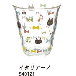 NEKOにゃ-ご イタリア—ノ リボン ※お取り寄せ商品 引き出物 記念品 音楽雑貨 音符 ピアノモチーフ ト音記号 ピアノ雑貨
