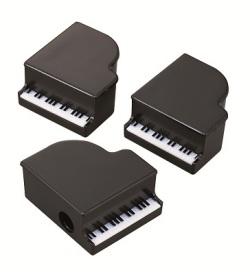 グランドピアノ鉛筆削り♪この商品はお取り寄せ商品です♪【ピアノ発表会】音楽会 ブラスバンド 吹奏楽部の記念品に
