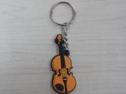 バイオリン ラバーズ キーホルダー♪♪この商品はお取り寄せ商品です♪【発表会】ブラスバンド 吹奏楽部