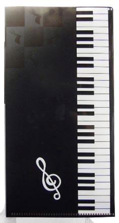 マルチミニホルダー ☆※お取り寄せ商品 【音楽雑貨 音符・ピアノモチーフ】ト音記号 ピアノ雑貨