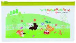 MB ペンケース ※お取り寄せ商品 引き出物 記念品  【音楽雑貨 音符・ピアノモチーフ】ト音記号 ピアノ雑貨c