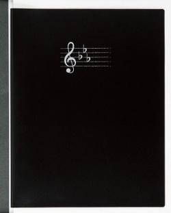 譜面ファイル ※お取り寄せ商品 【音楽雑貨 音符・ピアノモチーフ】ト音記号 ピアノ雑貨