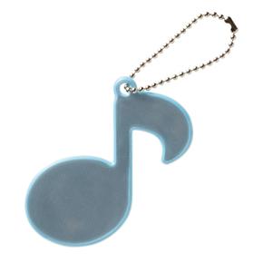 Piano line リフレクター(音符) ※お取り寄せ商品 引き出物 記念品 音楽雑貨 音符 ピアノモチーフ ト音記号 ピアノ雑貨