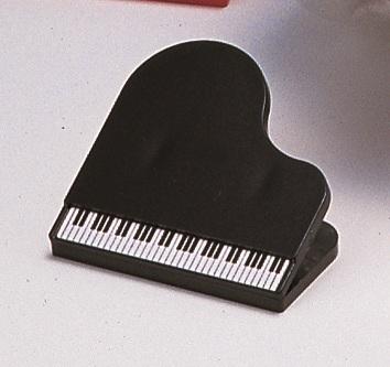 ペーパークリップ グランドピアノ ♪この商品はお取り寄せ商品です♪【ピアノ発表会】音楽会 ブラスバンド 吹奏楽部の記念品に