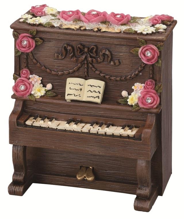 オルゴール アップライト♪曲目 ノクターン ♪この商品はお取り寄せ商品です♪【ピアノ発表会】音楽会 ブラスバンド 吹奏楽部の記念品に