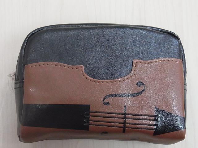 バイオリンポーチ♪この商品はお取り寄せ商品です♪【ピアノ発表会記念品に最適♪】