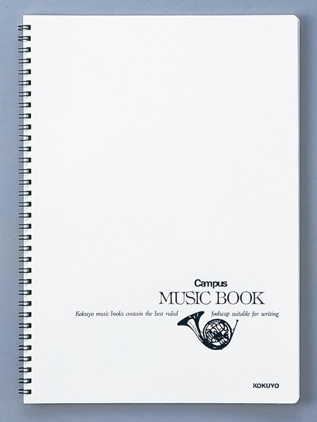 音楽帳 12段 ※お取り寄せ商品 引き出物 記念品 音楽雑貨 音符 ピアノモチーフ ト音記号 ピアノ雑貨