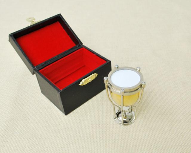 ミニチュア楽器!ティンパニー♪この商品はお取り寄せ商品です♪♪【楽器-音楽雑貨】