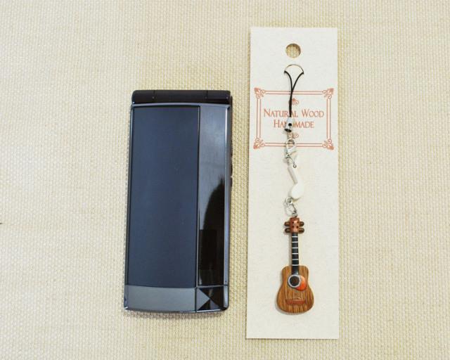 楽器携帯ストラップ ギター♪♪【楽器ストラップ-音楽雑貨】