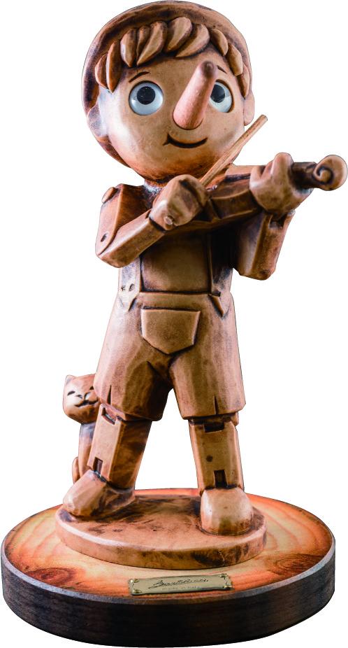 ピノキオ ミュージシャン ※お取り寄せ商品 引き出物 記念品 音楽雑貨 音符 ピアノモチーフ ト音記号 ピアノ雑貨