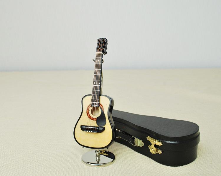 ミニチュア楽器!フォークギター♪この商品はお取り寄せ商品です♪♪【楽器-音楽雑貨】