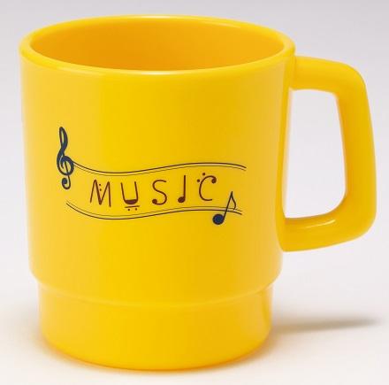 プラマグ ☆※お取り寄せ商品 【音楽雑貨 音符・ピアノモチーフ】ト音記号 ピアノ雑貨
