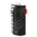 Piano line ペットボトルクーラー ※お取り寄せ商品 引き出物 記念品 音楽雑貨 音符 ピアノモチーフ ト音記号 ピアノ雑貨