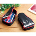 Piano line ペンケース(グランドピアノ) ※お取り寄せ商品 引き出物 記念品 音楽雑貨 音符 ピアノモチーフ ト音記号 ピアノ雑貨