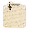 グラーヴェ マルチトレイ ※お取り寄せ商品 引き出物 記念品 音楽雑貨 音符 ピアノモチーフ ト音記号 ピアノ雑貨