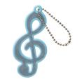 Piano line リフレクター(ト音記号) ※お取り寄せ商品 引き出物 記念品 音楽雑貨 音符 ピアノモチーフ ト音記号 ピアノ雑貨