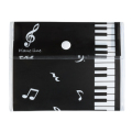 Piano line コンパクトマスクケース(音符) ※お取り寄せ商品 引き出物 記念品 音楽雑貨 音符 ピアノモチーフ ト音記号 ピアノ雑貨