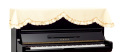 ピアノハイトップカバー ※お取り寄せ商品 引き出物 記念品 音楽雑貨 音符 ピアノモチーフ ト音記号 ピアノ雑貨