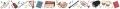 マスキングテープ オーケストラ ※お取り寄せ商品 【音楽雑貨 音符・ピアノモチーフ】ト音記号 ピアノ雑貨