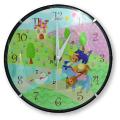 The Bremen Band ガラスドーム時計 ※お取り寄せ商品 引き出物 記念品 音楽雑貨 音符 ピアノモチーフ ト音記号 ピアノ雑貨