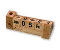 シャノワール 木製カレンダー※お取り寄せ商品 引き出物 記念品 音楽雑貨 音符 ピアノモチーフ ト音記号 ピアノ雑貨
