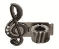 メタルペンホルダー♪この商品はお取り寄せ商品です♪【ピアノ発表会】音楽会 ブラスバンド 吹奏楽部の記念品に