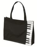 レッスンバッグ鍵盤 横型♪この商品はお取り寄せ商品です♪【ピアノ発表会】音楽会 ブラスバンド 吹奏楽部の記念品に