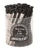 ミュージックボールペン♪色は選べません♪♪この商品はお取り寄せ商品です♪【ピアノ発表会】音楽会 ブラスバンド 吹奏楽部の記念品に