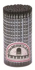 ト音記号と鍵盤鉛筆♪HB ♪この商品はお取り寄せ商品です♪【ピアノ発表会】音楽会 ブラスバンド 吹奏楽部の記念品に