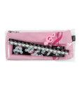 音楽雑貨ペンポーチセット/ピンク♪この商品はお取り寄せ商品です♪【ピアノ発表会】音楽会 ブラスバンド 吹奏楽部の記念品に