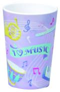 ILM フリーカップ ※お取り寄せ商品 引き出物 記念品  【音楽雑貨 音符・ピアノモチーフ】ト音記号 ピアノ雑貨c