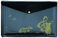LD A4 フラットケースマチ有り ※お取り寄せ商品 引き出物 記念品  【音楽雑貨 音符・ピアノモチーフ】ト音記号 ピアノ雑貨c