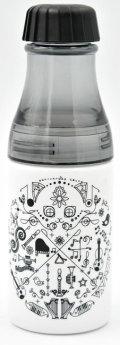 透明ボトル ※お取り寄せ商品 引き出物 記念品 音楽雑貨 音符 ピアノモチーフ ト音記号 ピアノ雑貨