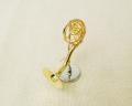 ミニチュア楽器!スーザフォン 1/12 スケール(ゴールド)♪♪【楽器-音楽雑貨】