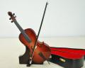 ミニチュア楽器!チェロ 23cmサイズ♪この商品はお取り寄せ商品です♪♪【楽器-音楽雑貨】
