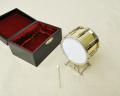 ミニチュア楽器!マーチングドラム♪この商品はお取り寄せ商品です♪♪【楽器-音楽雑貨】