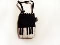 ピアノ携帯ケース♪お取り寄せ商品です♪♪【音符・小物−音楽雑貨】