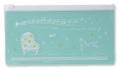TW PVC ペンケース ※お取り寄せ商品 【音楽雑貨 音符・ピアノモチーフ】ト音記号 ピアノ雑貨c