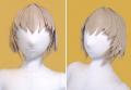等身大カレン&カレン2用クロスウィッグ「AN0」