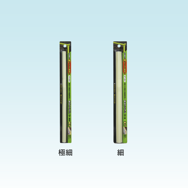 安心クッション L字型40cm 蓄光 極細/細