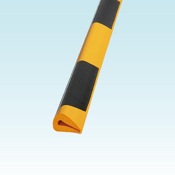 安心クッション はさみこみ型 90cm 【内幅5mm】 トラ柄/AC-134