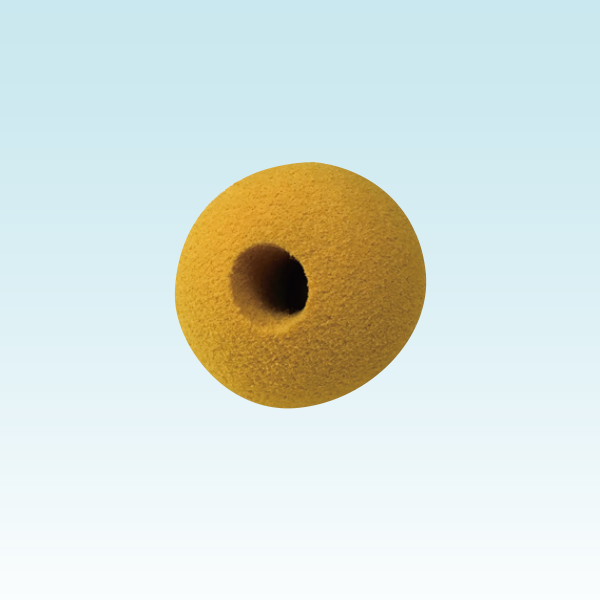 安心クッション ボール型 65mm 穴あき 4個入
