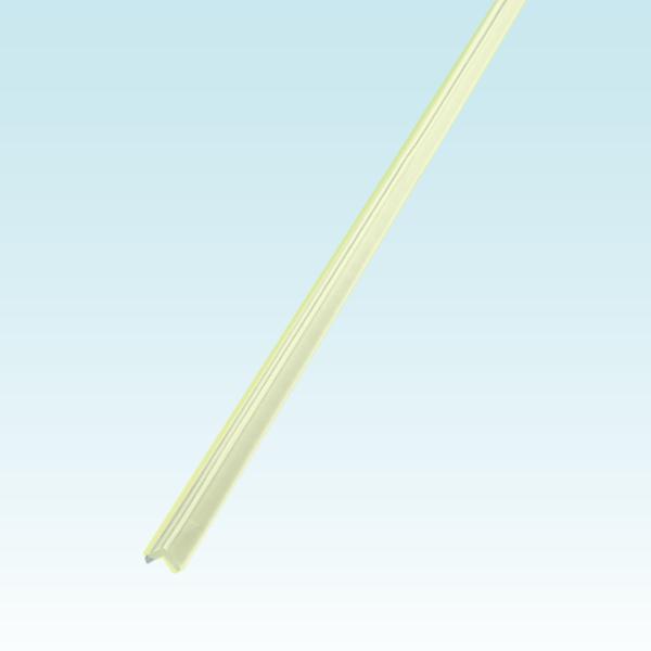 安心クッション L字型 90cm 【極細】 蓄光/AT-02
