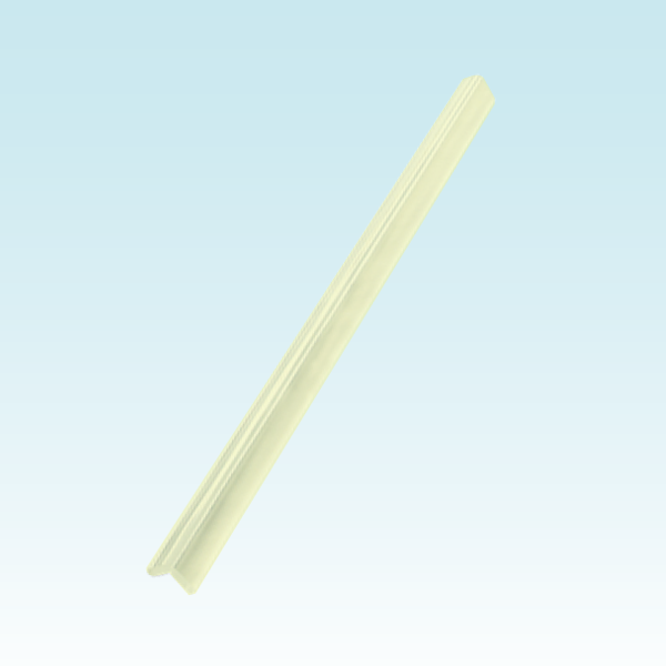 安心クッション L字型 40cm 【細】 蓄光/AT-03