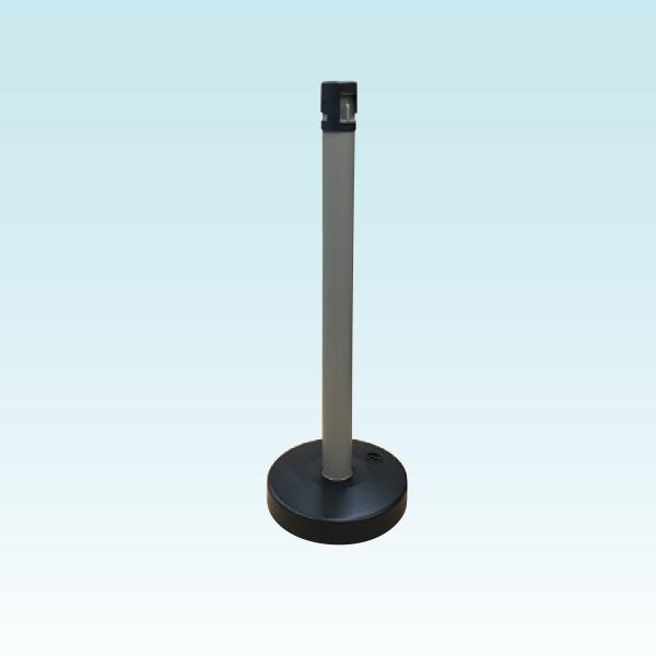 カラープラポールセット キャップロック付き+ピラー+ベース