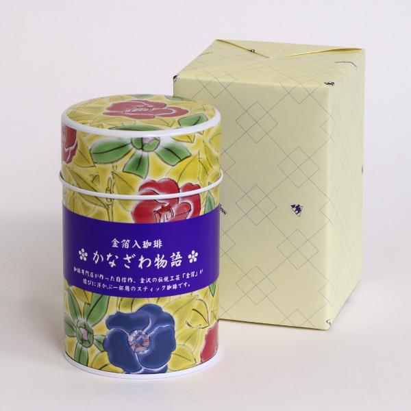 金箔入りコーヒーかなざわ物語(1缶ギフト)